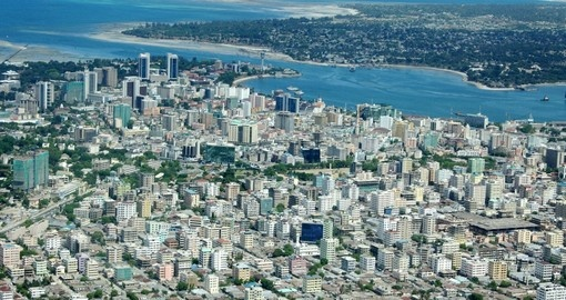 Dar Es Salaam Travel Packages And Tours Goway Travel