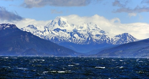 The Beagle Channel provides a great photo opportunity for your Ushuaia vacation