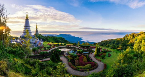 "Called ""The Roof of Thailand"", Inthanon National Park is named for Chiang Mai's last king"
