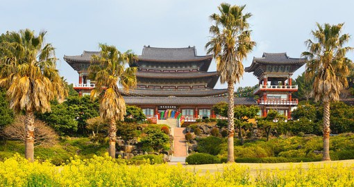 Embrace the spiritual side of Jeju on your Korea Tou