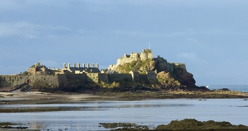 Explore Elizabeth Castle in Jersey during your next Europe tours.