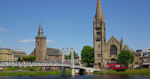 Discover northeast coast of the Scotland in Inverness during your next Scotland tours.