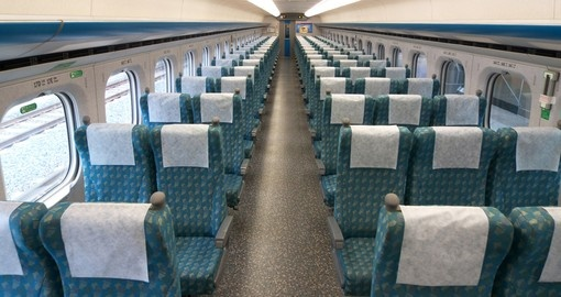 Enjoy the freedom of Japan rail passes