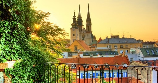 Take in the best of Zagreb on your trip to Croatia