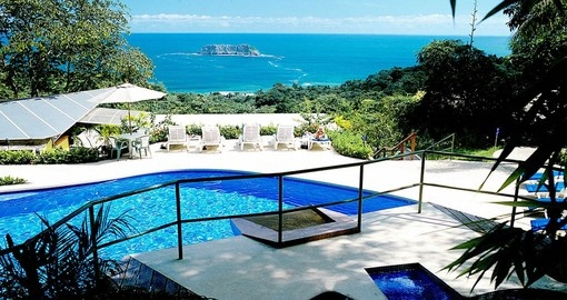 Stay at Si Como No Resort on your Costa Rica Vacation Packages