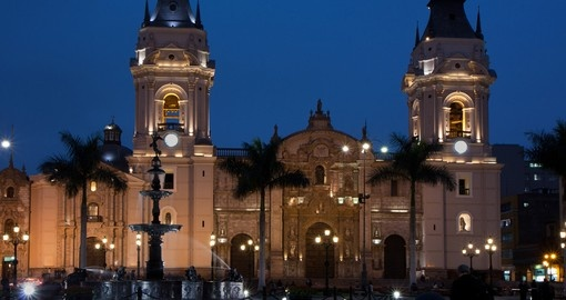 Spend some time hanging around Plaza Mayor on your Peru Tour