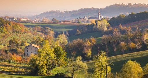 Bike through some of Italy's most stunning countryside on your Italy vacation
