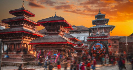 "Patan ""City of Beauty"" was a fiercely independent city-state"