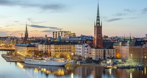 Classical Stockholm