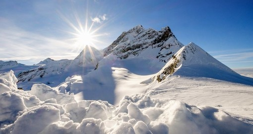 Experience Jungfraujoch in Switzerland