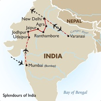 Splendours of India (Apr 2014)