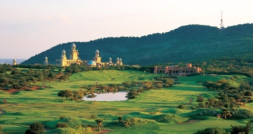 Palace of the Lost City - Golf Course