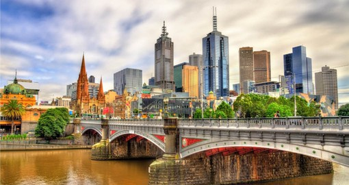 Melbourne is consistently ranked as the world's most liveable city
