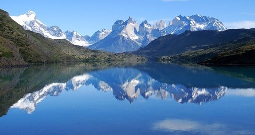 Torres del Paine is a great photo opportunity on your Chile vacation