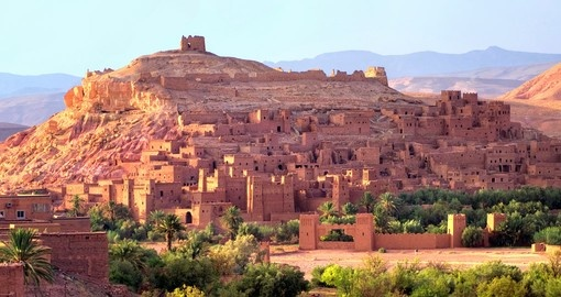Visit 19th-centur city Ouarzazate during your next Morocco vacations.