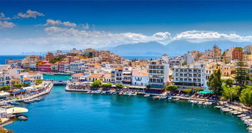 Experience Agios Nikolaos, Crete as part of your Greece vacation package