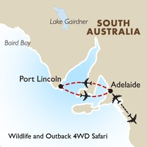 Wildlife and Outback 4WD Safari