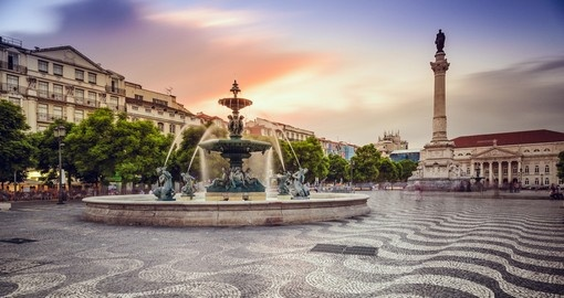 Rossio Sqaure
