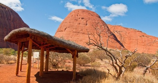 Explore Kata Tjuta on your next Australia vacations.