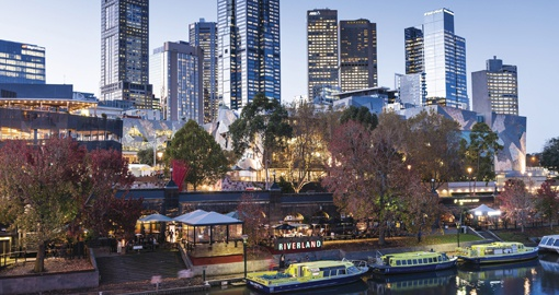 Stroll around Melbourne on your Australia Tour