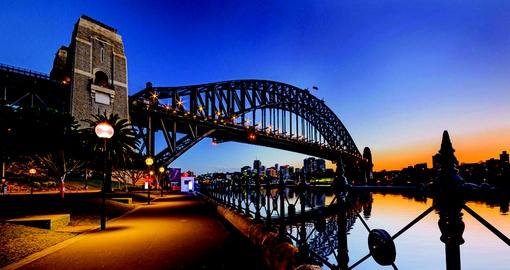 Enjoy your time in Sydney on your Australia vacation