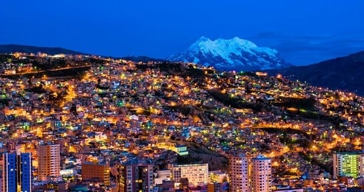 La Paz is typically the starting point of all Bolivia vacations.