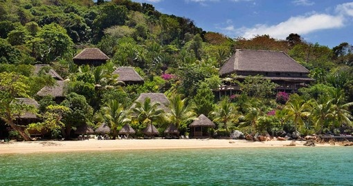 Your Madagascar Vacation includes a stay the the Tsara Komba Eco-Lodge