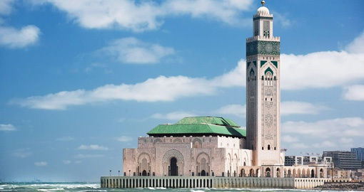 Explore Casablanca on your Morrocco Tour