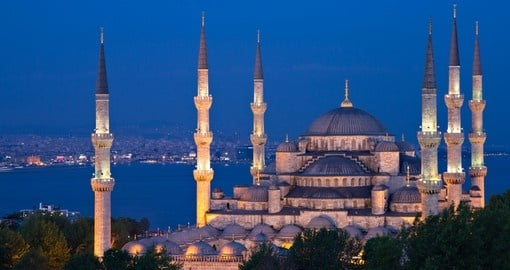 Sultan Ahmed Mosque in Istanbul is a must inclusion on all Turkey vacations.