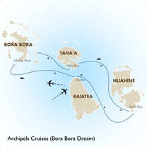 Archipels Cruises (Bora Bora Dream)