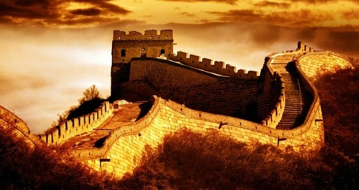The Great Wall at Badaling is without doubt a must inclusion on all Beijing tours.
