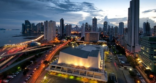 Panama City is typically the starting point of all Panama vacations