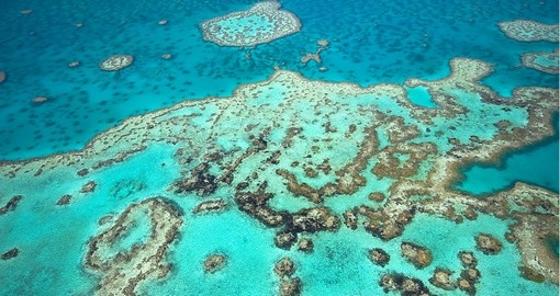 The Great Barrier Reef - Queensland, Australia