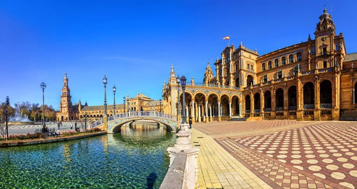 Seville is a city renown for the grandeur of its monuments and it's tradition of its festivals