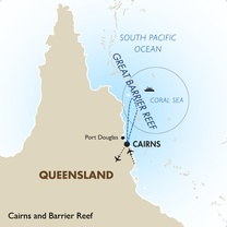 Cairns and Barrier Reef