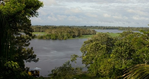 The world famous Amazon is a must inclusion on your Colombia vacation