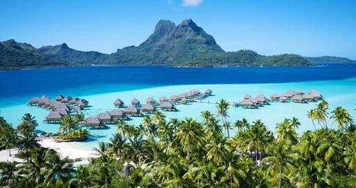 The Pearl Beach Resort is your home for your Bora Bora vacation