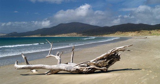 Stewart Island, New Zealand's third largest is unspoild, tranquil and stunning