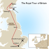 The Royal Tour of Britain