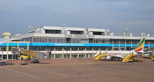 Entebbe airport is the principal international airport of Uganda and typically the starting point of your Uganda safari.