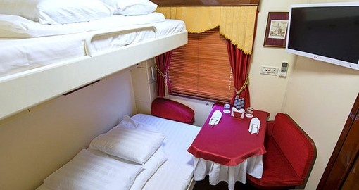 Grand Express - Premium Berth