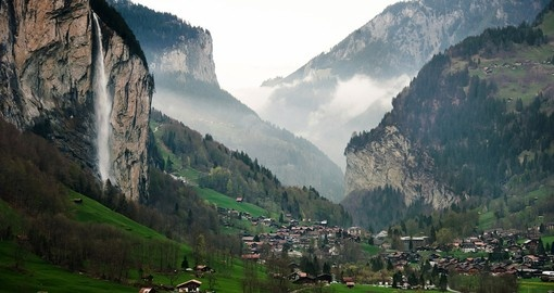 Explore Lauterbrunnen Valley in Switzerland during your next Europe vacations.