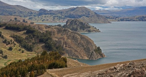 Visit Lake Titicaca on your Bolivia Tour
