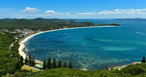 Visit Port Stephens during your Australia trip.