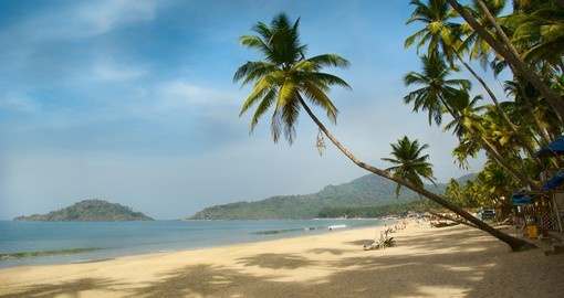 The tropical beaches of Goa are a great inclusion for all India tours.