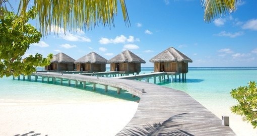 Experience a relaxing massage or spa treatment in the villas off the main island during your Trip to Maldives