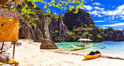 Palawan is the Philippines' most sparsely populated region
