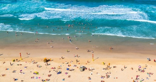 Gorgeous Gold Coast Beach