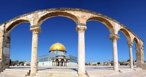Explore Temple Mount, Jerusalem, Israel