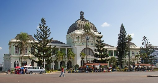 Discover Maputo on your next Mozambique tours.